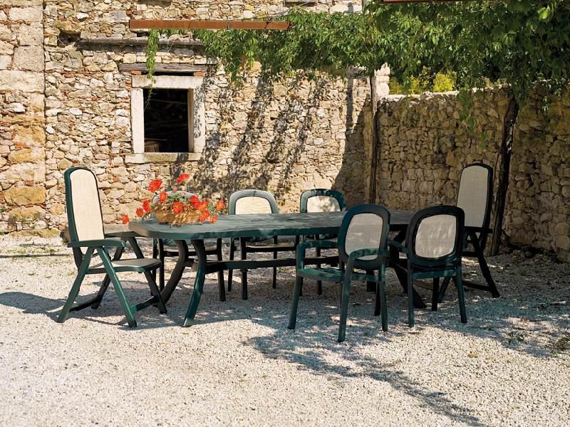 Eredi Bosca Pesaro Arredo Ville Giardini E Terrazze Tavoli E Sedie